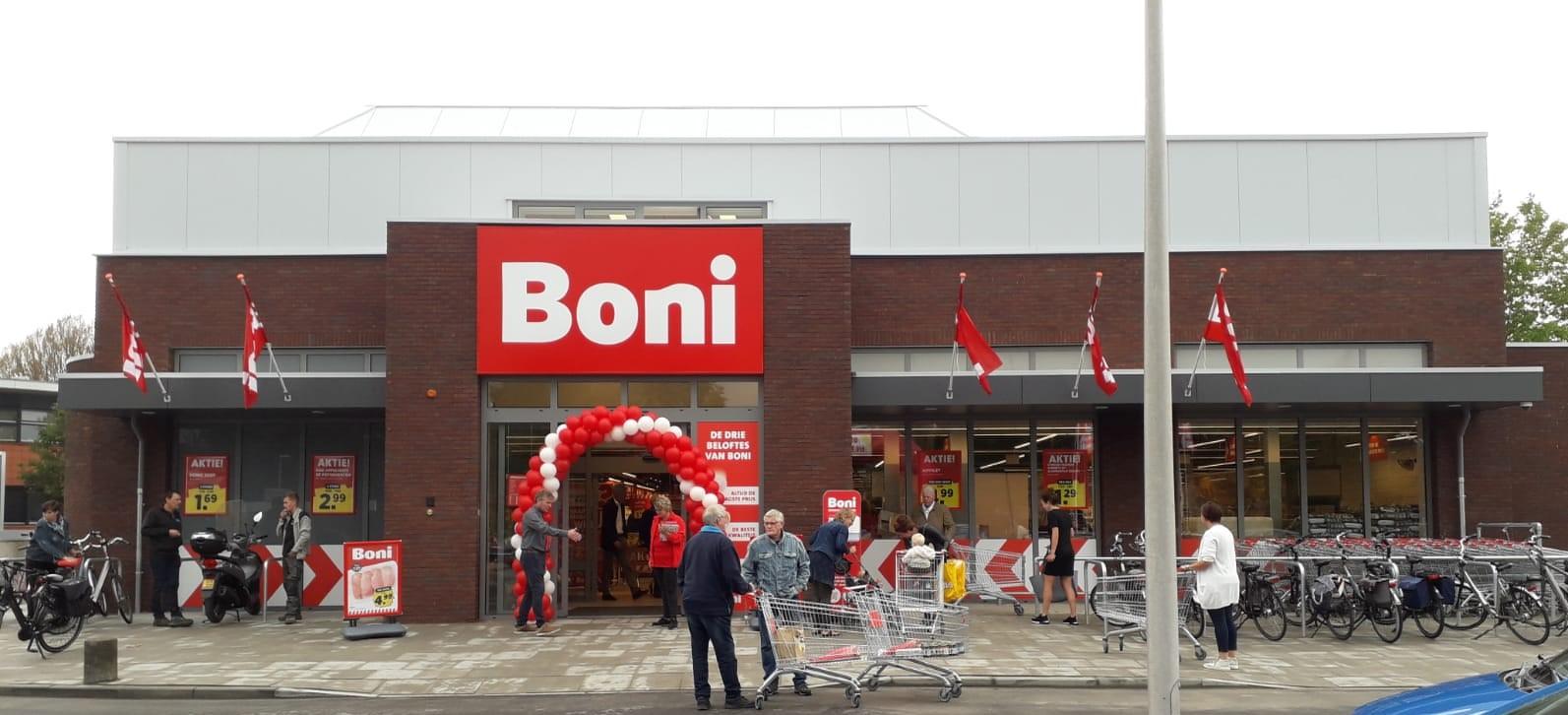 Feestelijke opening Boni IJsselmuiden