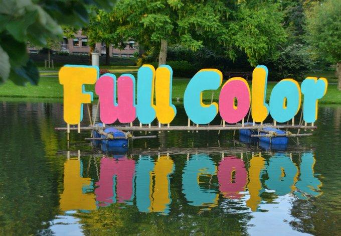 Full Color Festival jubileumeditie op 20 en 21 augustus 2021