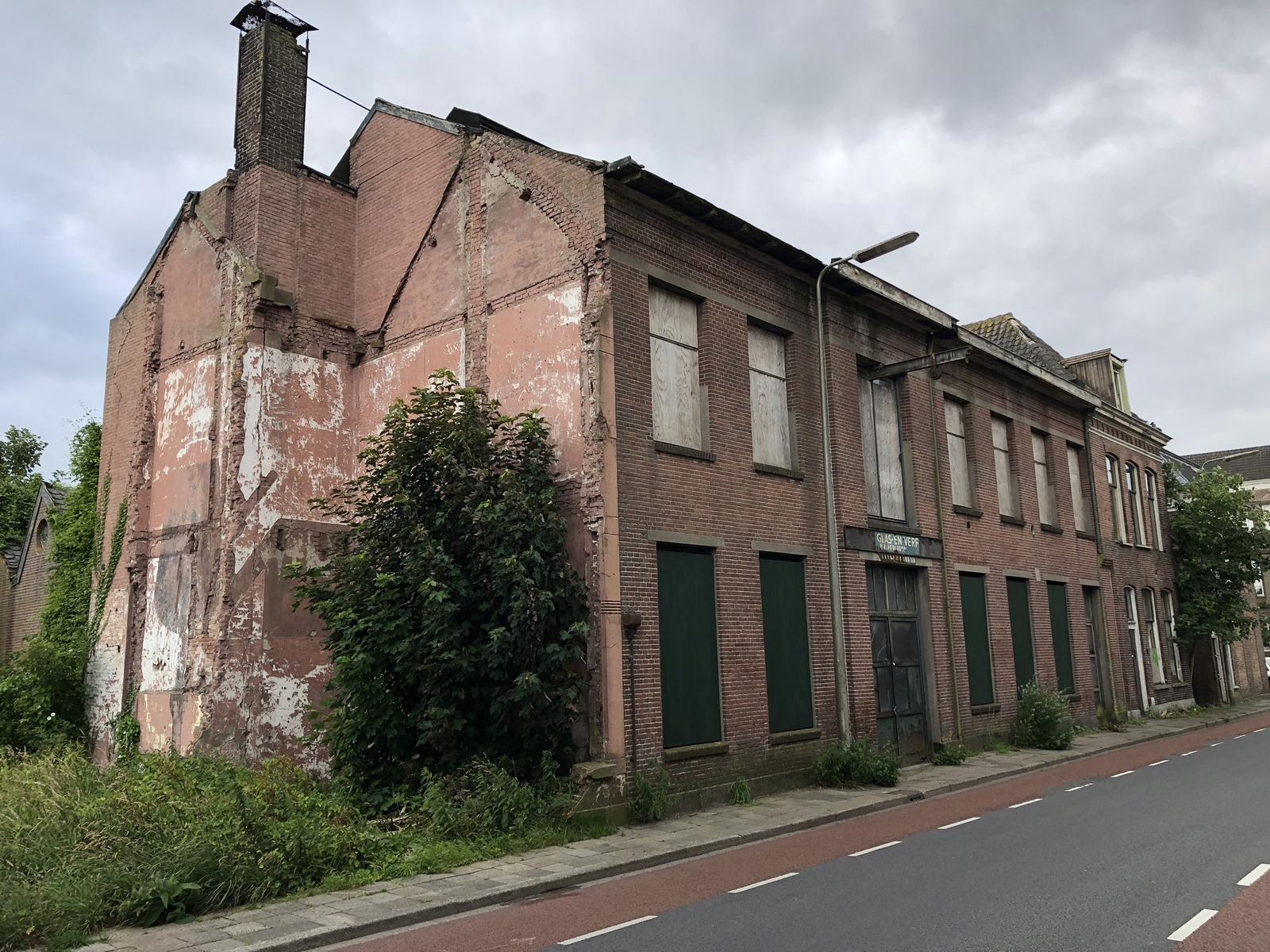 Boven Havenstraat vanaf zaterdagmiddag afgesloten door verwachte 'stevige wind'