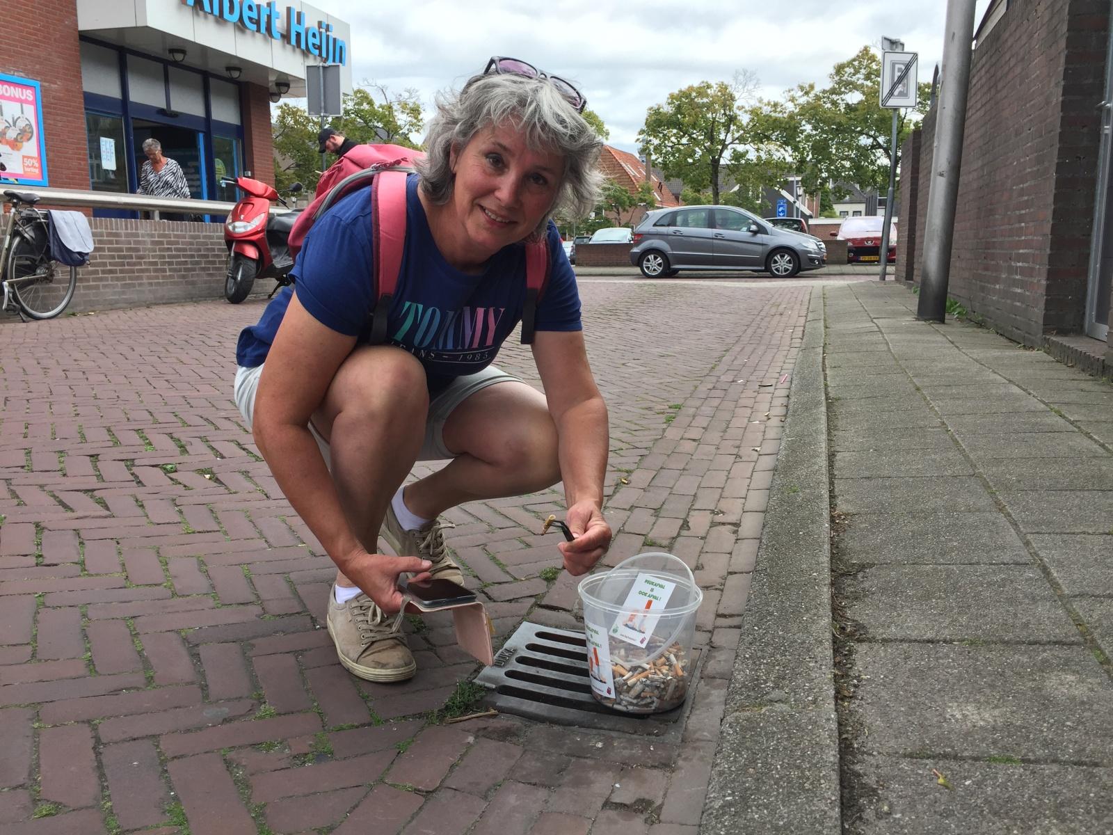 Het Peukenmeisje actief in Kampen