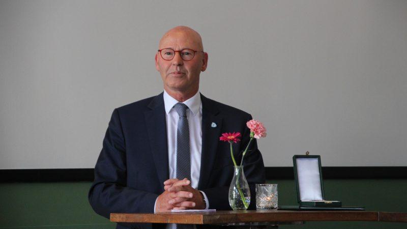 Gemeente Kampen organiseert talkshow 'De wijk sterk', voor vertrekkend burgemeester Bort Koelewijn
