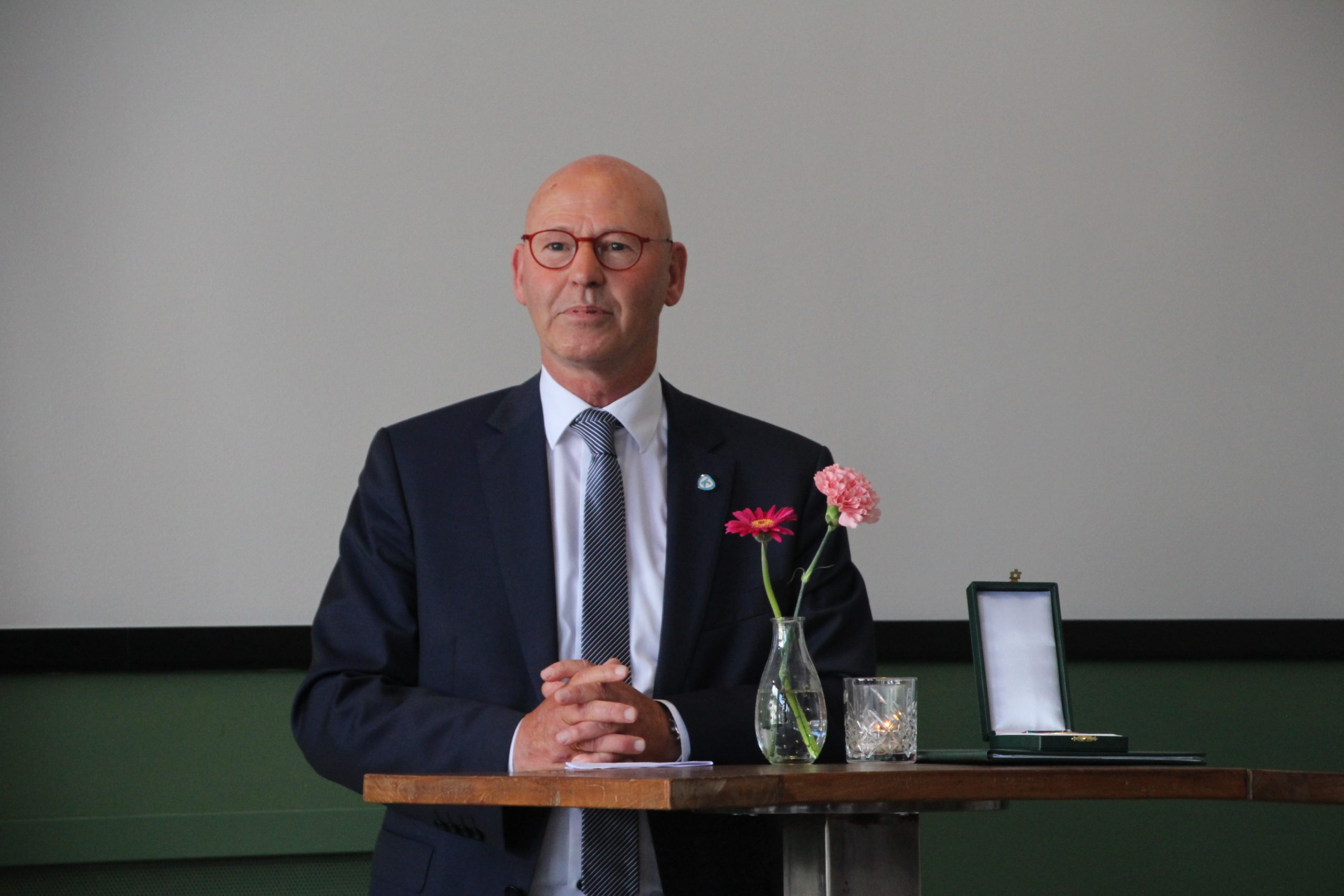Burgemeester Koelewijn stopt per 1 oktober 2021