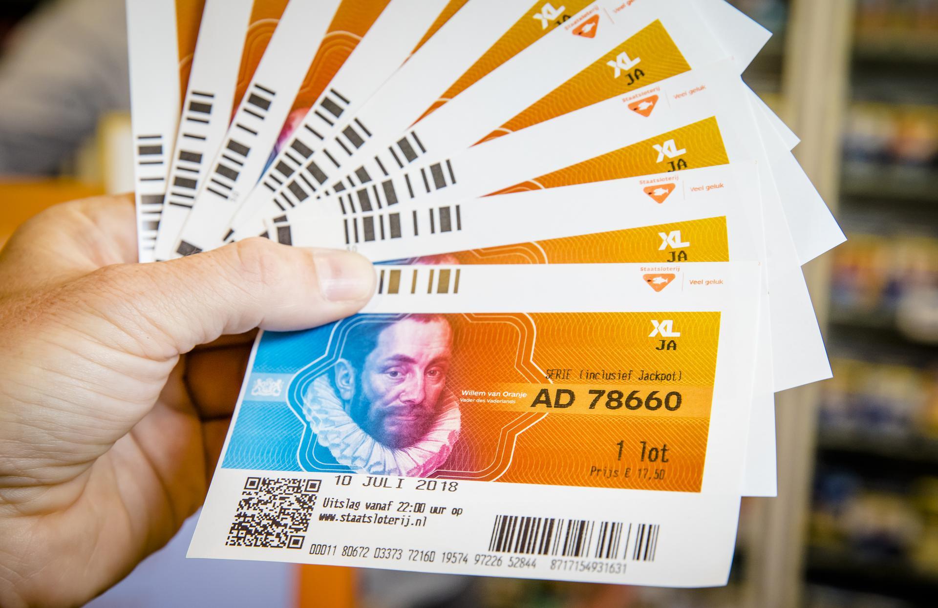 Staatslot uit Kampen blijkt 1 miljoen euro waard