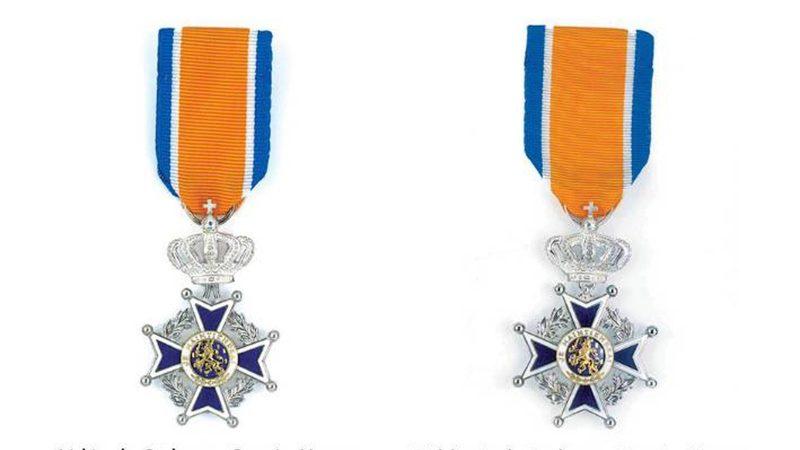 Uitreiking twaalf Koninklijke onderscheidingen tijdens lintjesregen