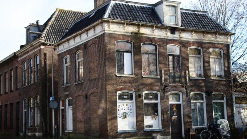 Rechter bepaalt: Krakers verpauperde stadsvilla moeten pand verlaten