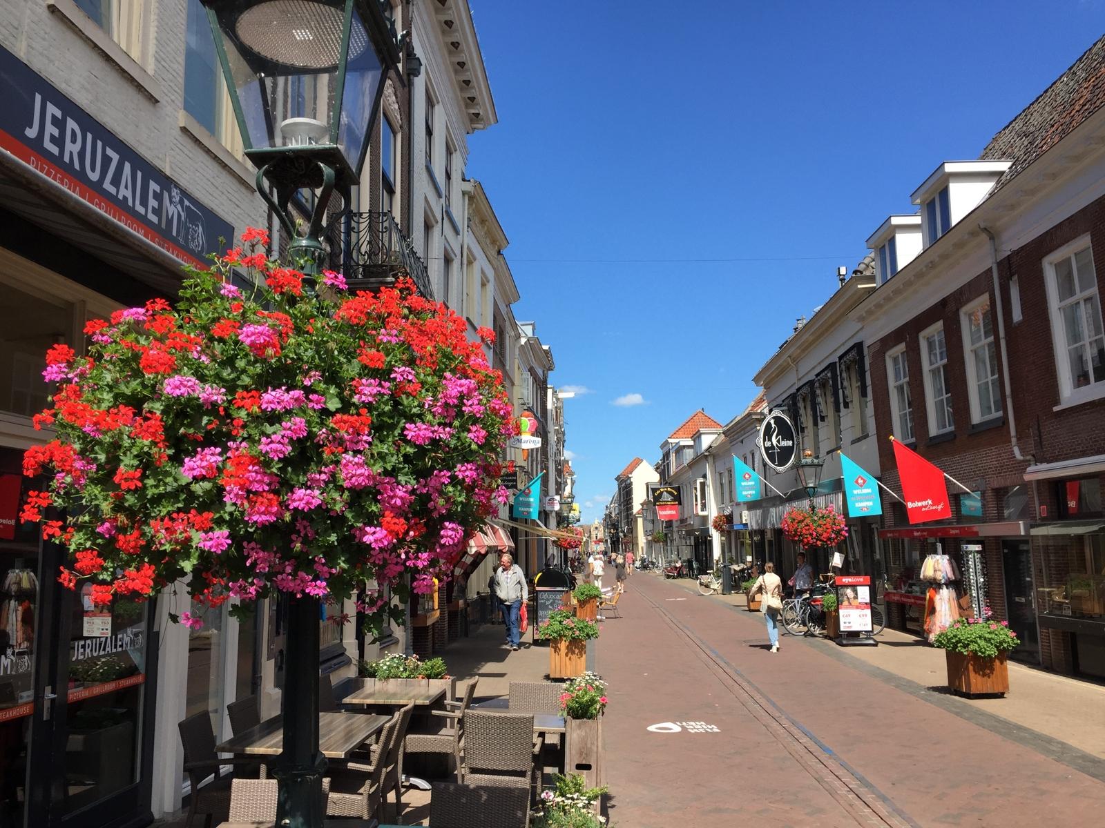 College van gemeente Kampen wil volgend jaar investeren in binnenstad, klimaatadaptatie en toezicht en handhaving