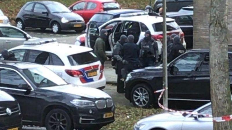 Leerlingen Ichtus College voor derde keer in korte tijd getuige van politieoptreden
