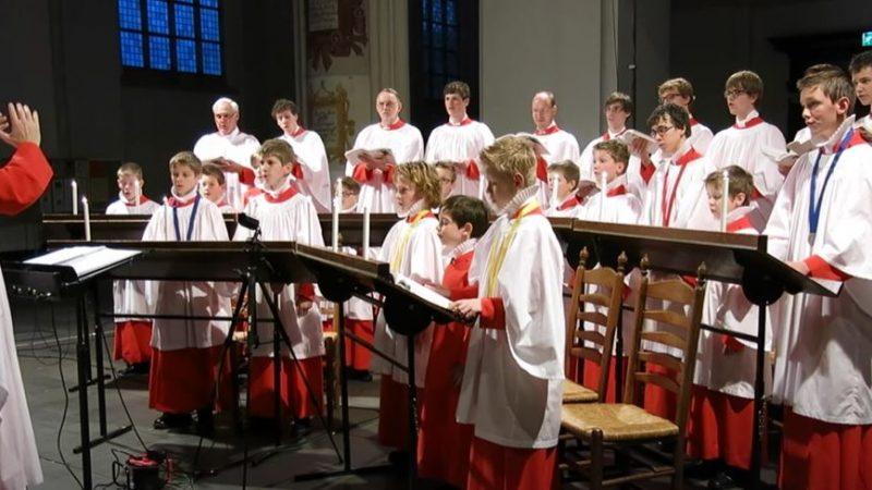 Festival Lessons and Carols Kampen Boys Choir Live bij Kampenlive