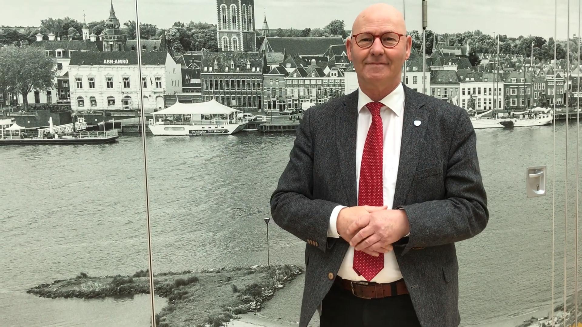 Compliment voor alle jongeren in de gemeente Kampen van burgemeester Koelewijn