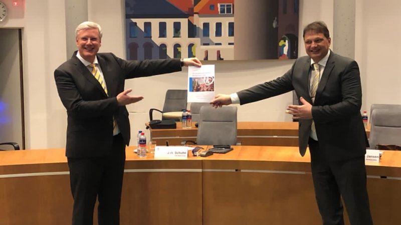 Route sollicitatieprocedure voor nieuwe burgemeester