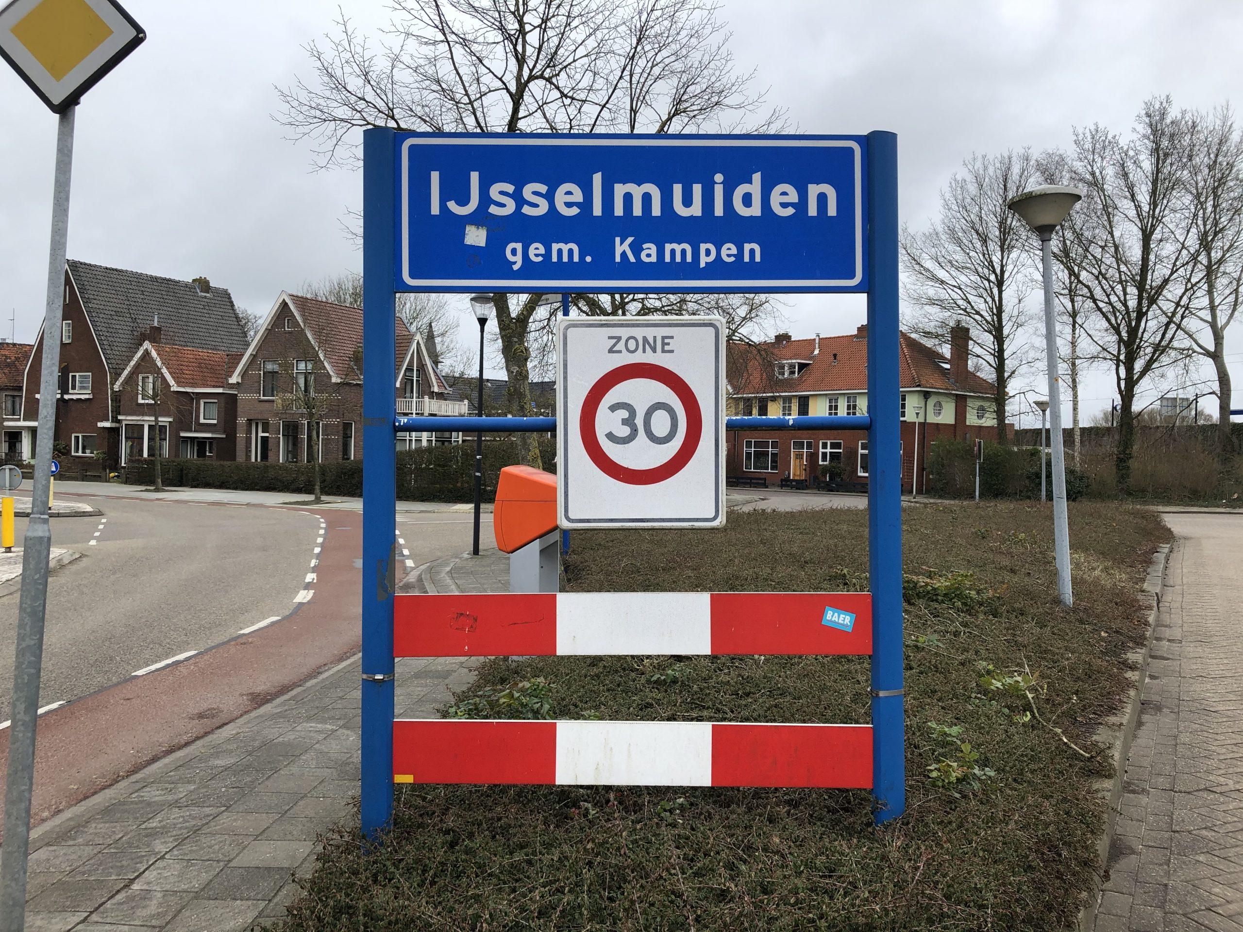 Dorpsspreekuur in IJsselmuiden