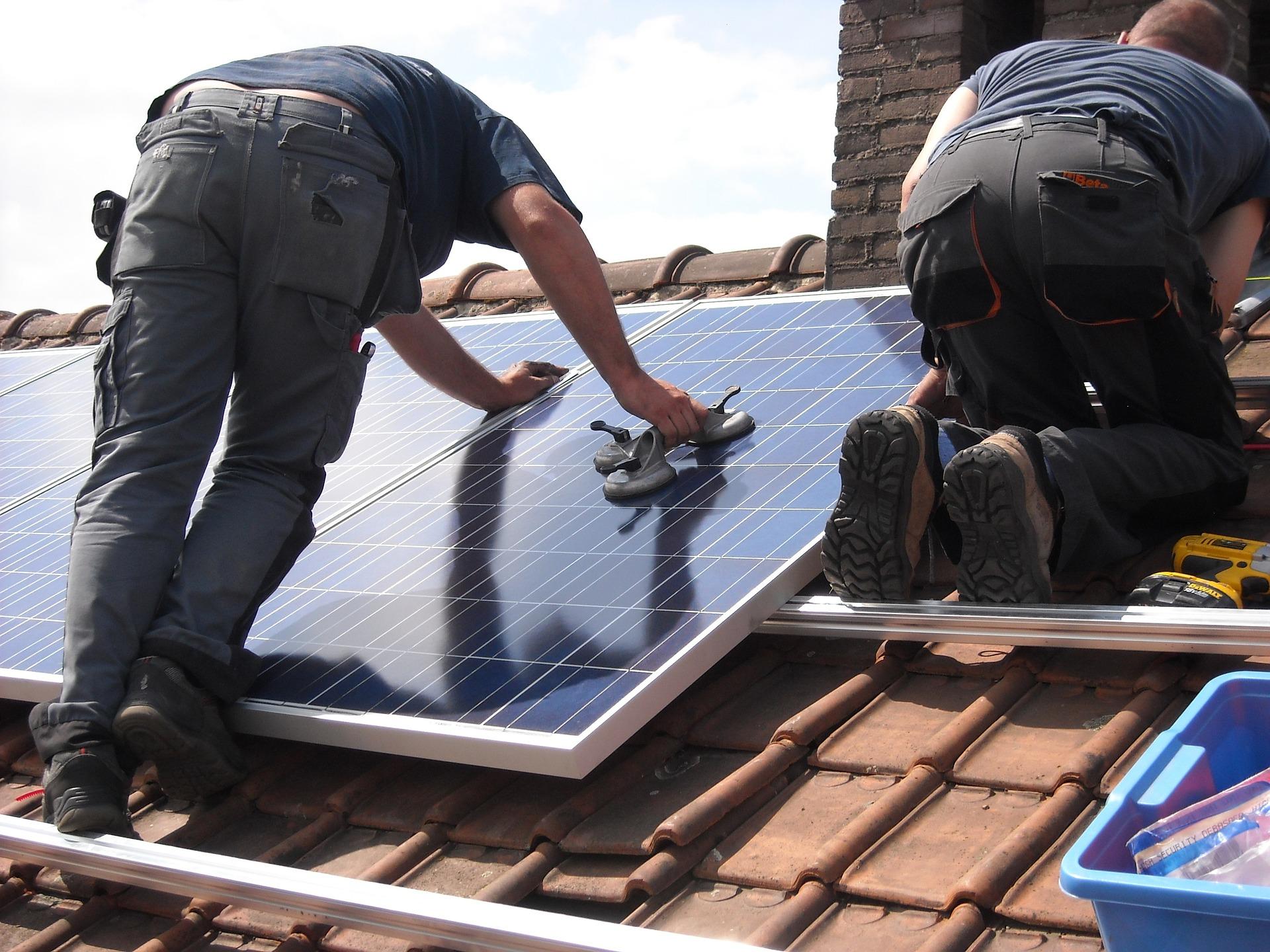 Zonnepanelen beleid Kamper binnenstad versoepeld