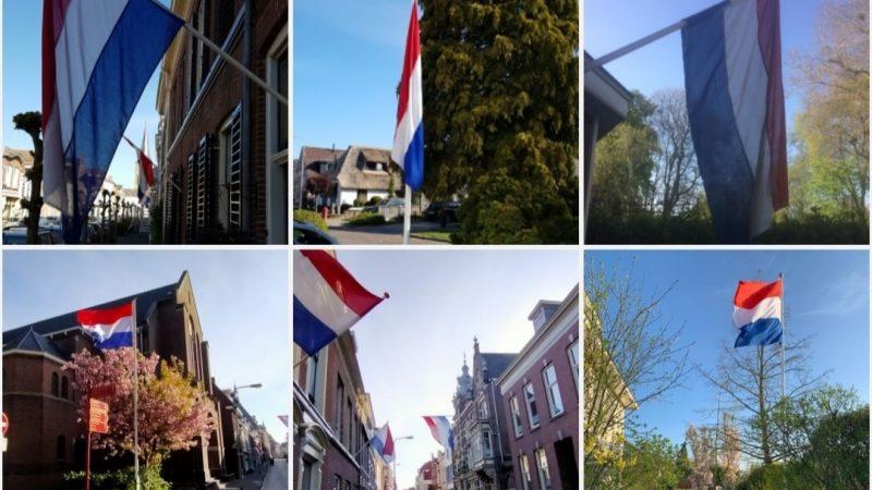 Gemeentebelangen Kampen kleurt Kampen rood-wit-blauw