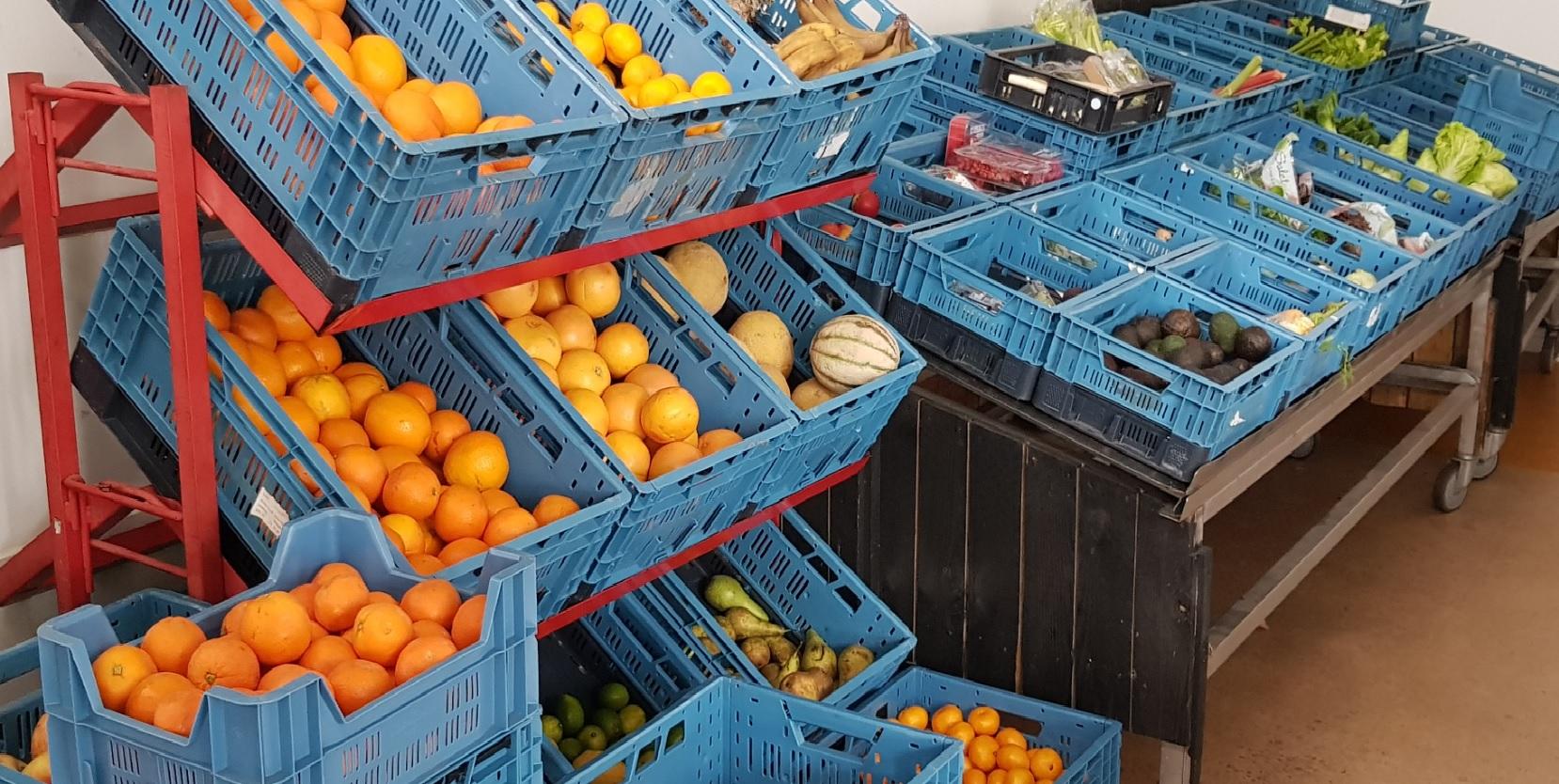 GBK in gesprek met bestuur Kamper voedselbank