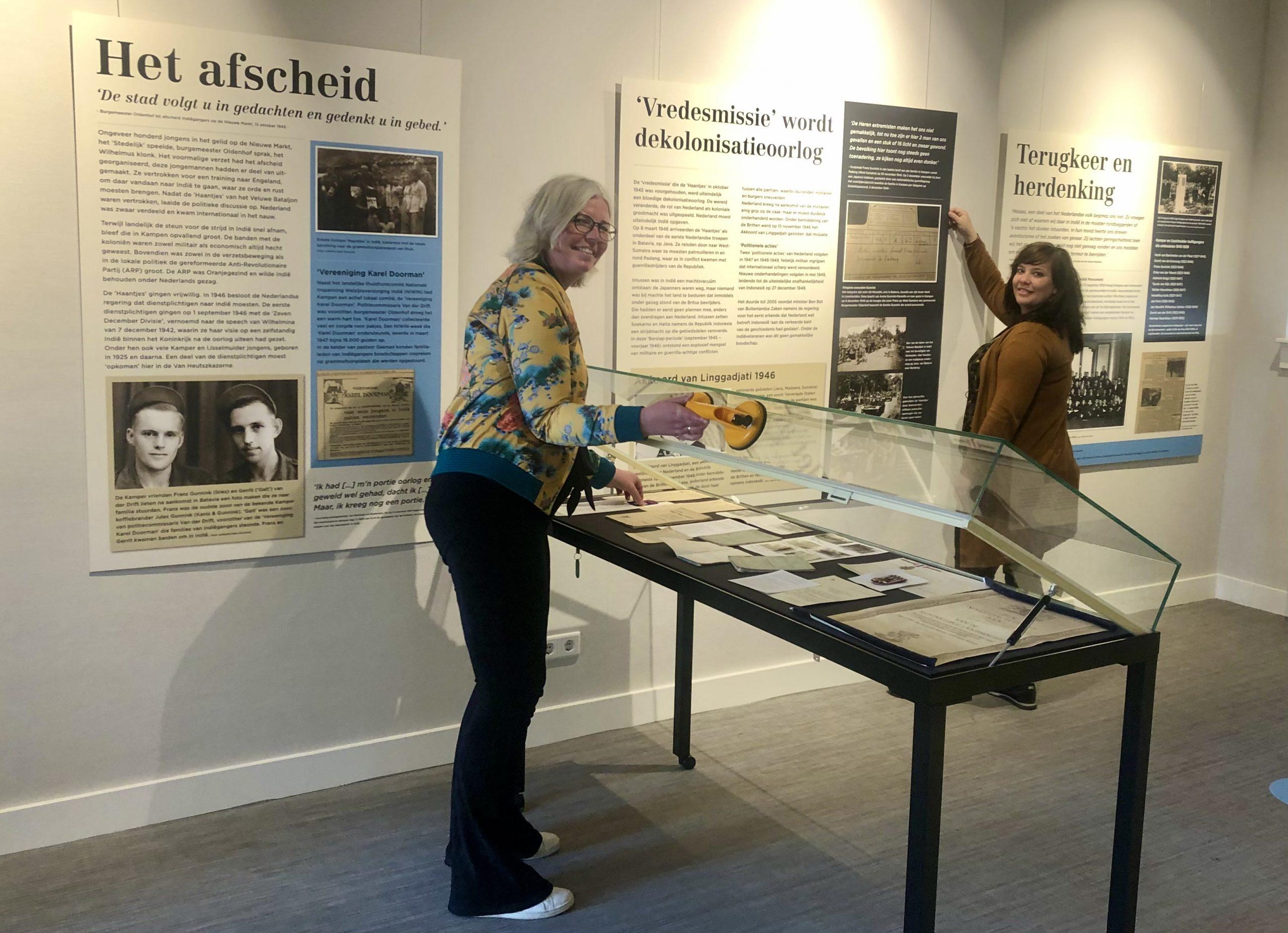 Combineer expositie 'Alle waarden draaien om. Kampen bezet en bevrijd 1940-1945' met educatieve wandeling