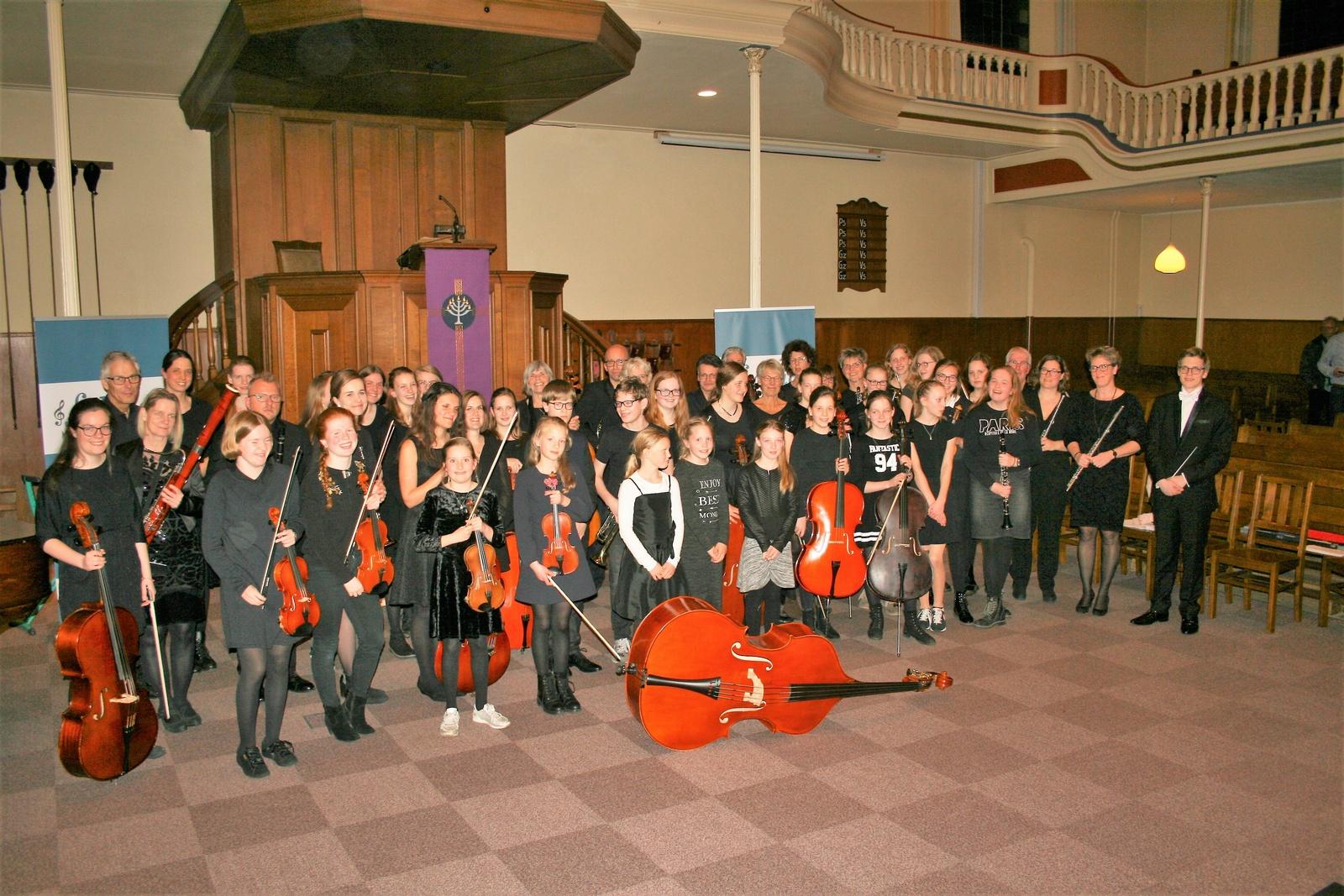 Symfonieorkest Fidelio onderdeel van Quintus