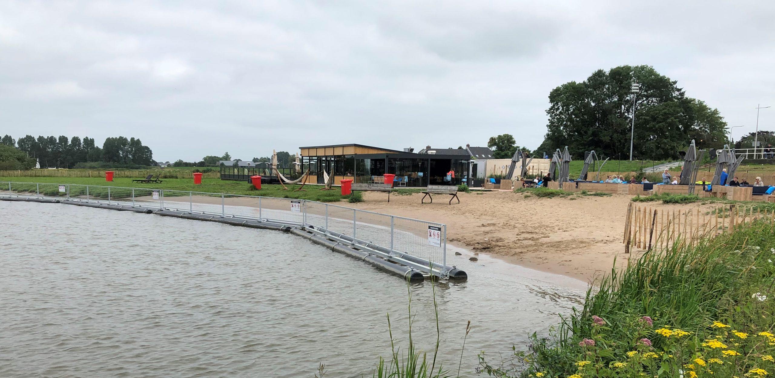 Geen zorgen over hoog water bij Paviljoen Hanzezicht