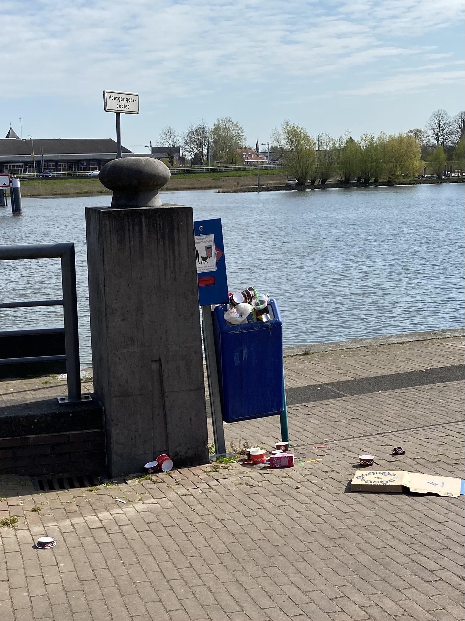 Kampen Sociaal: Afvalbeleid onder de loep