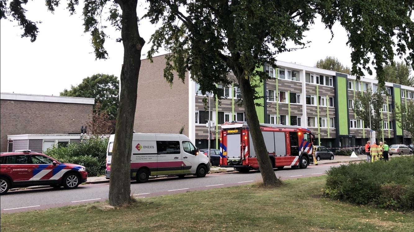 Gaslekkage Lelystraat, flat ontruimd