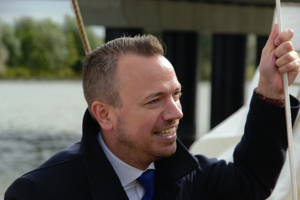 Nieuwe burgemeester publiekstrekker bij Ontmoetingsfestival